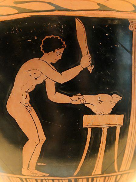 Baños Griegos Antiguos:La Alimentación de los Antiguos Griegos – Parte I