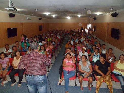 MACHADOS - PE - PALESTRA: FAMÍLIA & ESCOLA