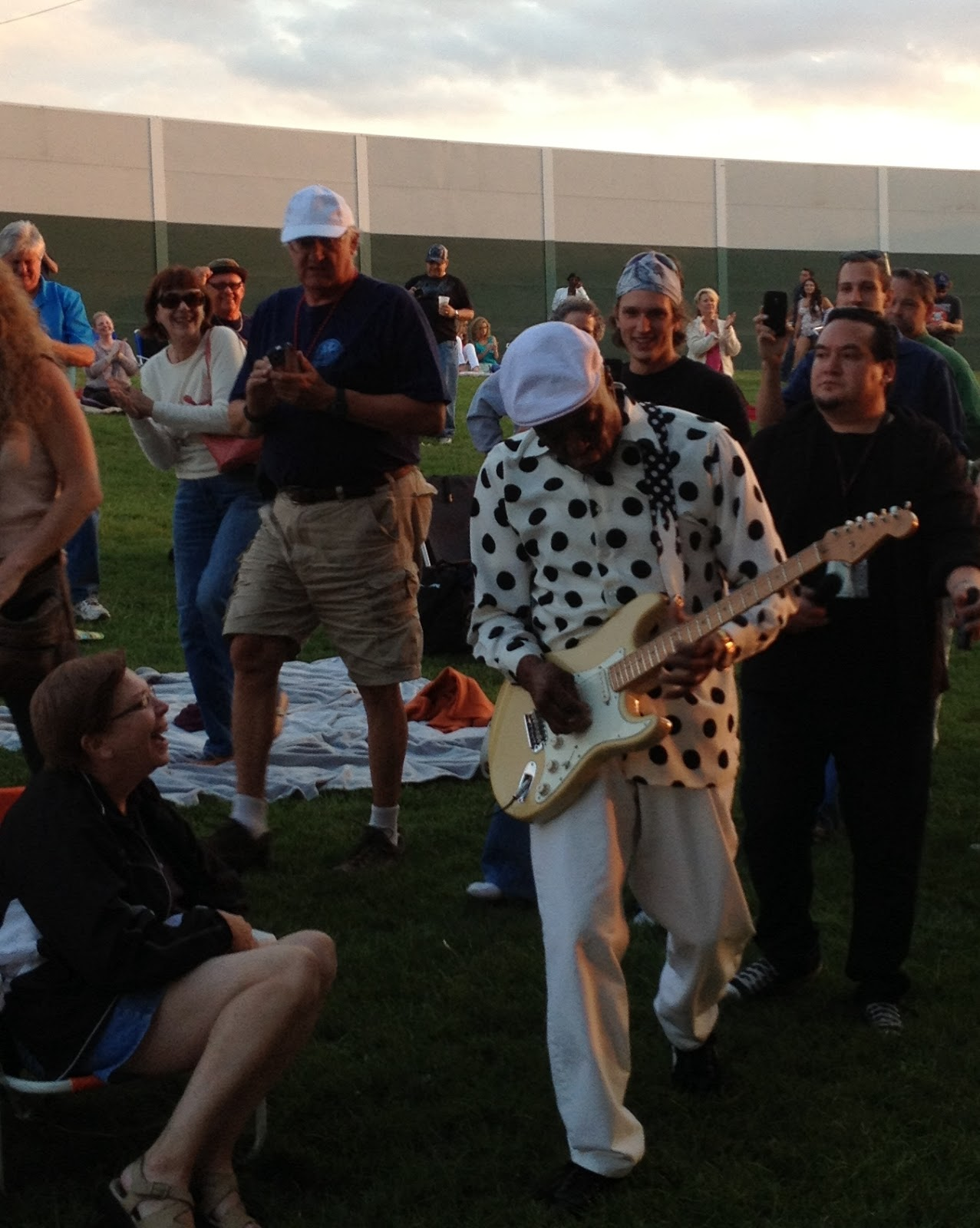 Concert Review George Thorogood With Buddy Guy At Freedom