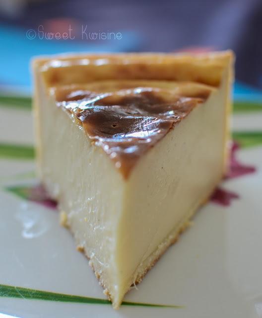 Sweet Kwisine, flan pâtissier, vanille, rhum, Christophe Felder, lait, crème,gâteau