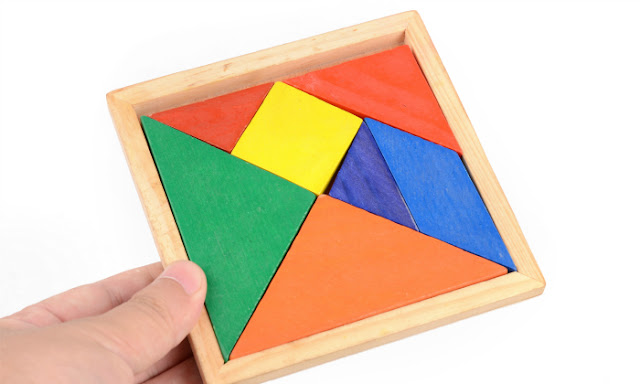 Introducing Tangrams to Elementary School Students