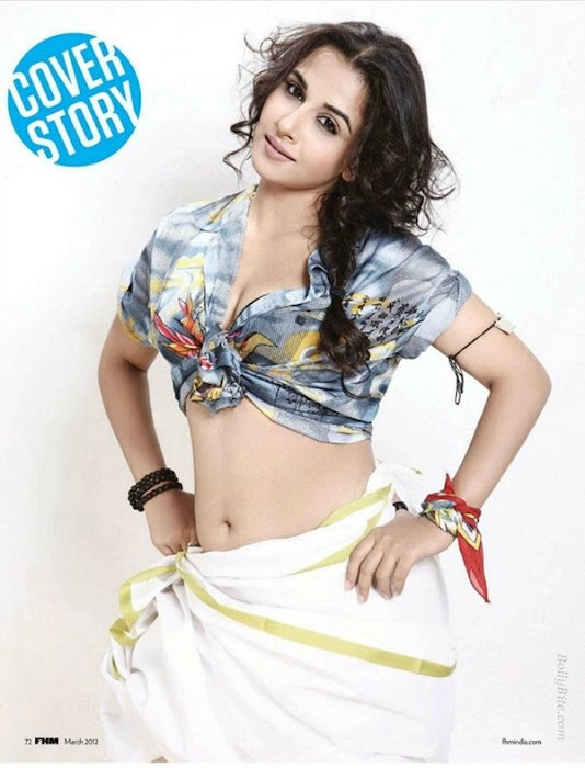 vidya balan | ss on fhm india march 2012 photo gallery