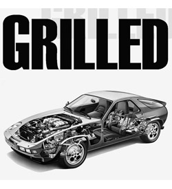 GRILLED MOTORING NEWS
