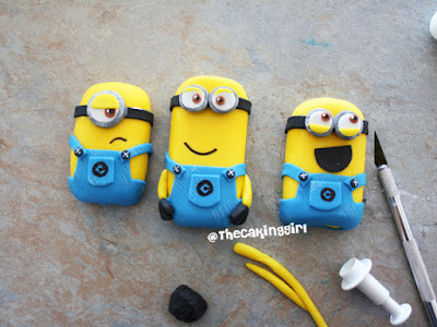 how to make a minion tutorial