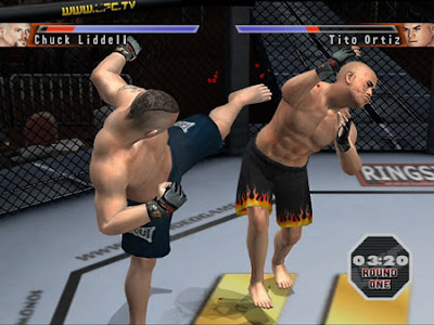 Download UFC Sudden Impact 2015 PC Full Version