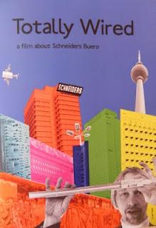 Carátula del documental de Niamh Guckian Ahern dedicado a la tienda berlinesa de instrumentos electrónicos Schneiders Buero