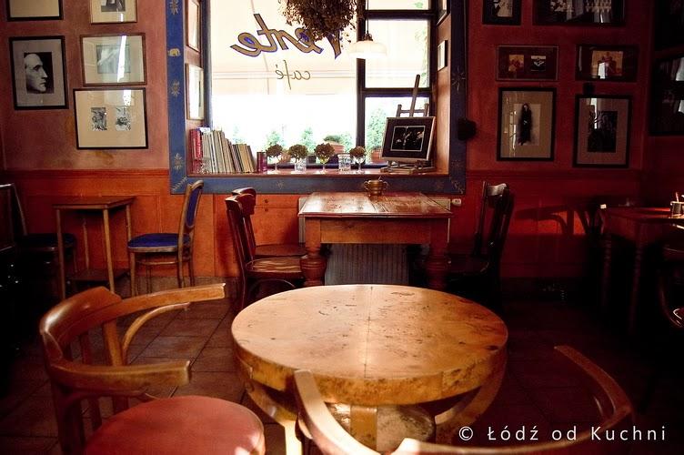 Cafe Verte Łódź od Kuchni