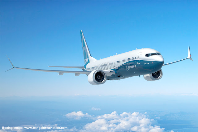 Boeing 737 MAX -8 Firm Concept