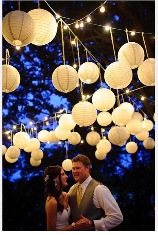 Guirnaldas de luces a todo confetti blog de bodas y - Guirnaldas de luces ...