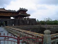 Ciudadela Imperial Hue, Vietnam