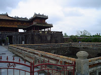 Imperial Citadel Hue, Vietnam