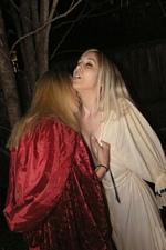 Souxie Tsarina & Miranda Vice Sex Crazed Lesbian Vampires - Geek Girls Online