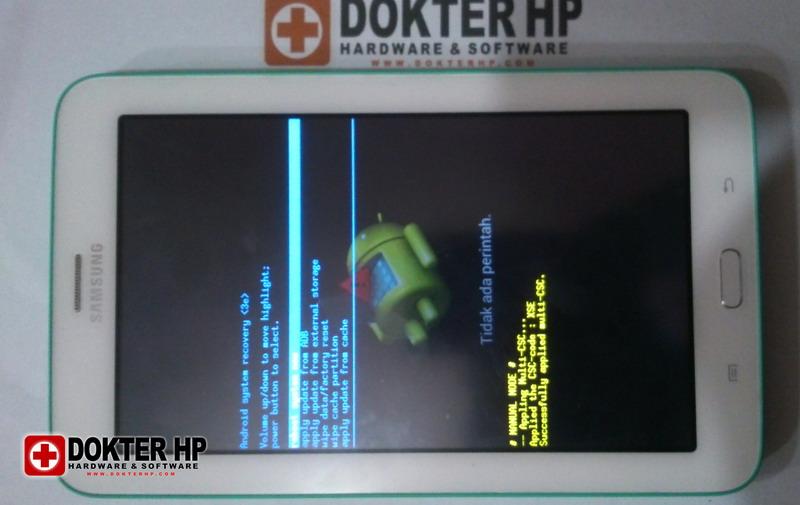 semua maslah hp : Hard Reset Samsung Galaxy Tab 3 Lite SM-T111