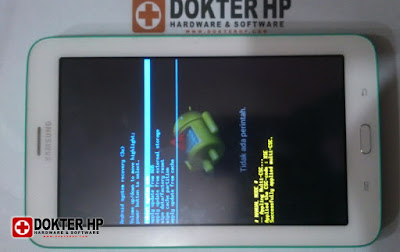 Hard Reset Samsung Galaxy Tab 3 Lite SM T111