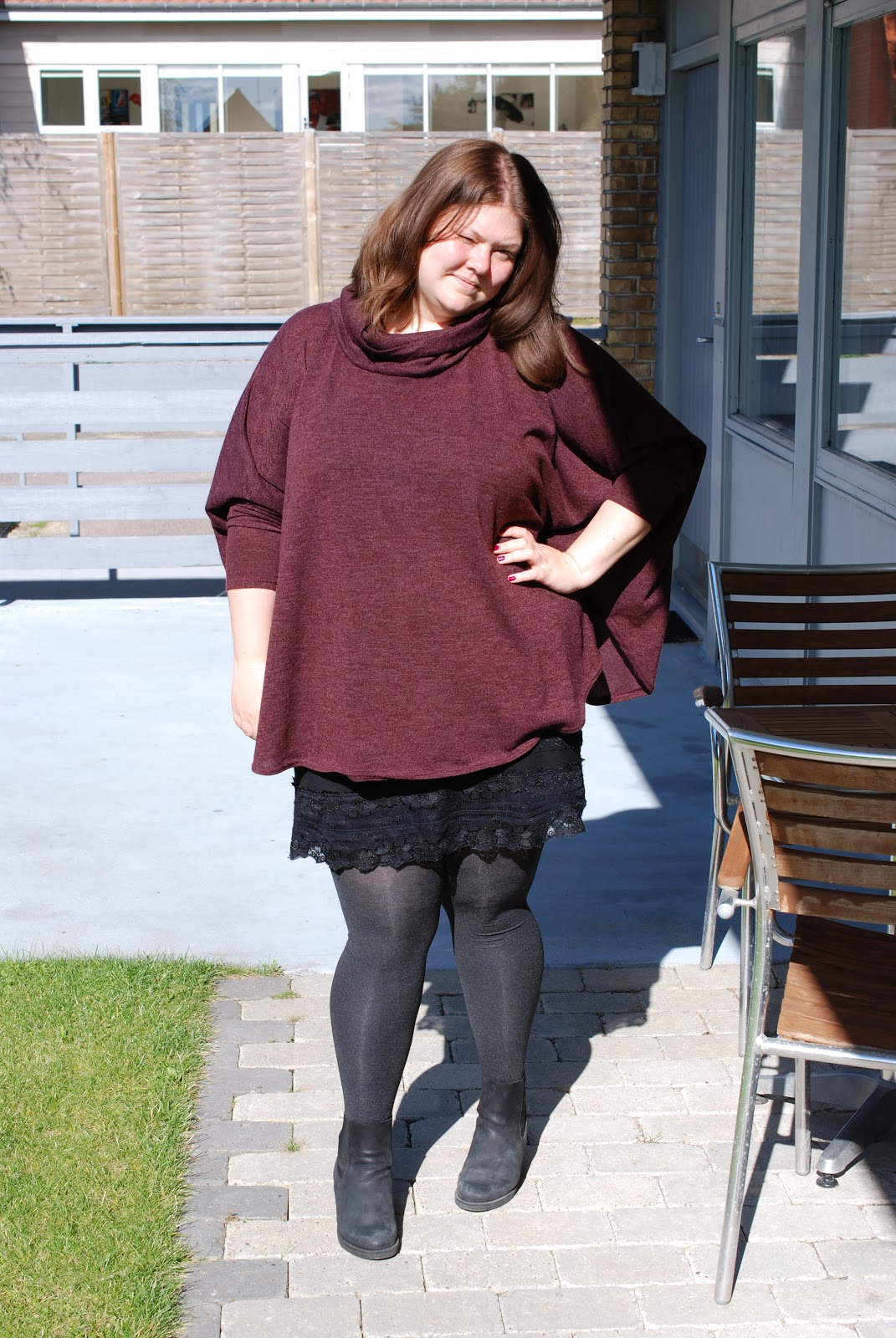 Piece of my mind: Plus Size Outfit Day