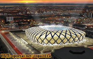 world cup arena