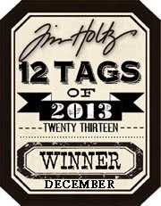 Tim's Tags December 2013 Win