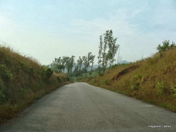 Kudremukh Ghat Route