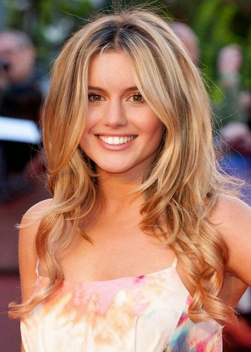 Trends in 2014 Long hairstyles for women
