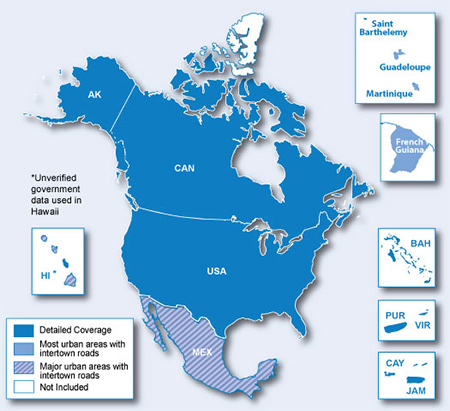 City Navigator North America NT 2013.10