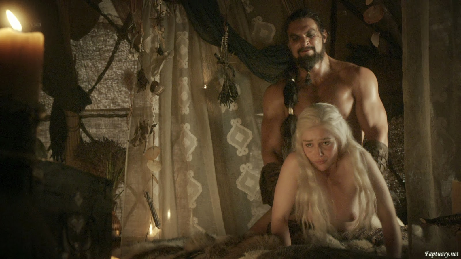 Maybe The Only Nude S You Will See Of Emilia Clarke In Future