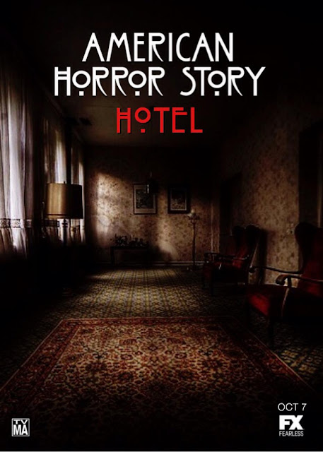 AHS Hotel poster