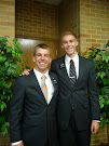 Elder Ross and M Smith