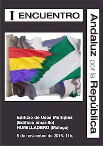 I Encuentro Andalucía por la República