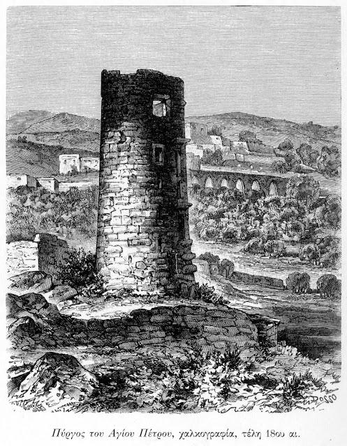Η απίστευτη ιστορία διάσωσης του πύργου του Αγ. Πέτρου στην Άνδρο από έναν ιδιώτη