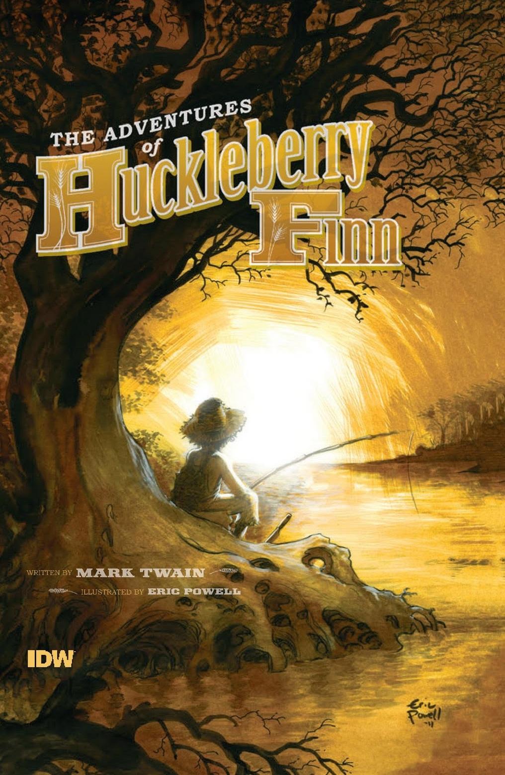 review of huckleberry finn