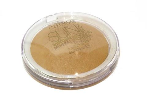 Catrice Sun Glow Mineral Bronzing Powder 010 Golden Light SUNDANCE!