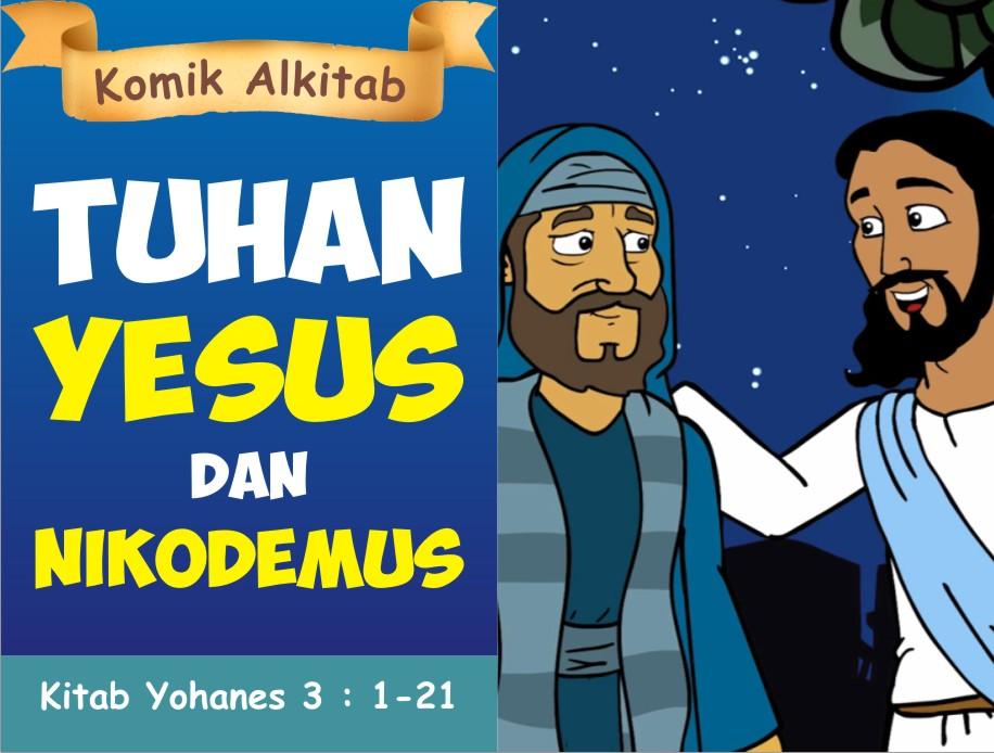 Tuhan Yesus dan Nikodemus