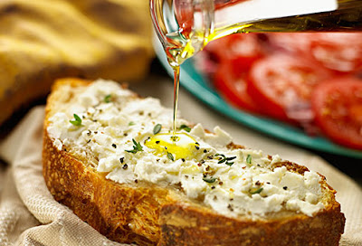 Lose weight with the Mediterranean diet