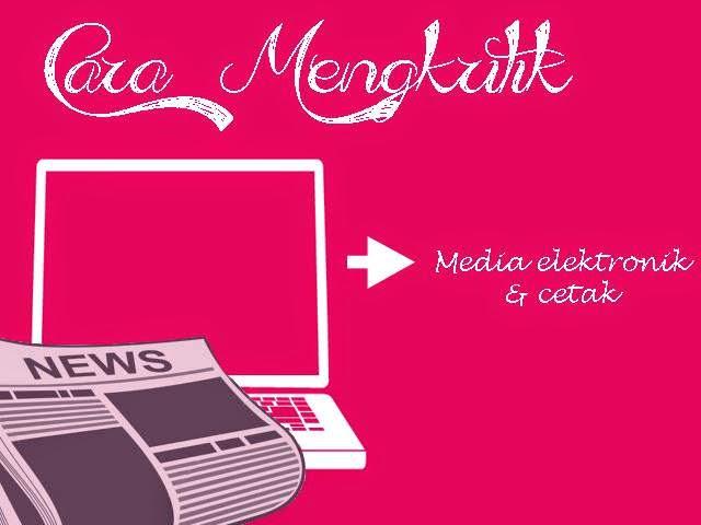 Media Cetak Dan Media Elektronik Media Elektronik Dan Cetak