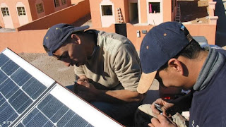alternative energy,solar marocco