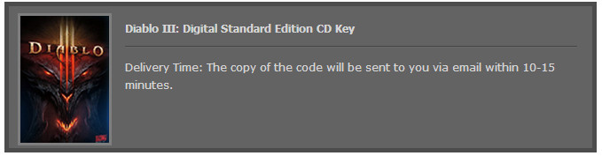 Guy4game D3 CD Key