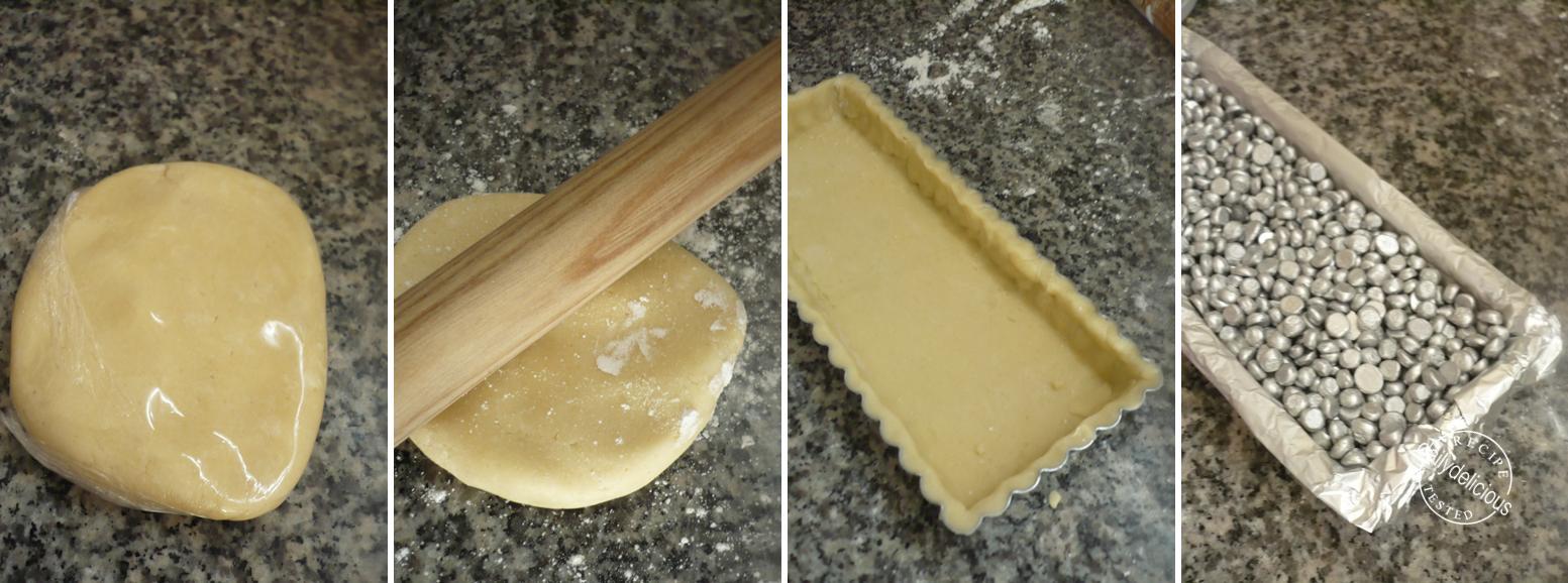Bakers #10: Easy as Pie (August 2011): Rum - Vanilla Cream Pie
