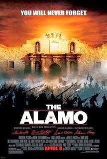 The Alamo ...