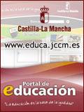 Página de educación de JCCM