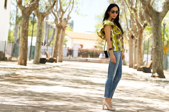 Bloguera de moda fashion blogger Valenciana