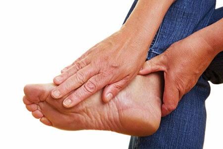 Dolor del Tobillo y Planta del pie