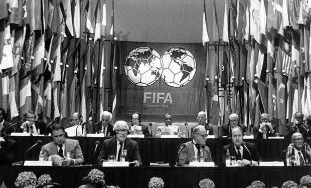 La creación de la FIFA