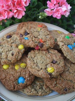 Nadine's Monster Cookies