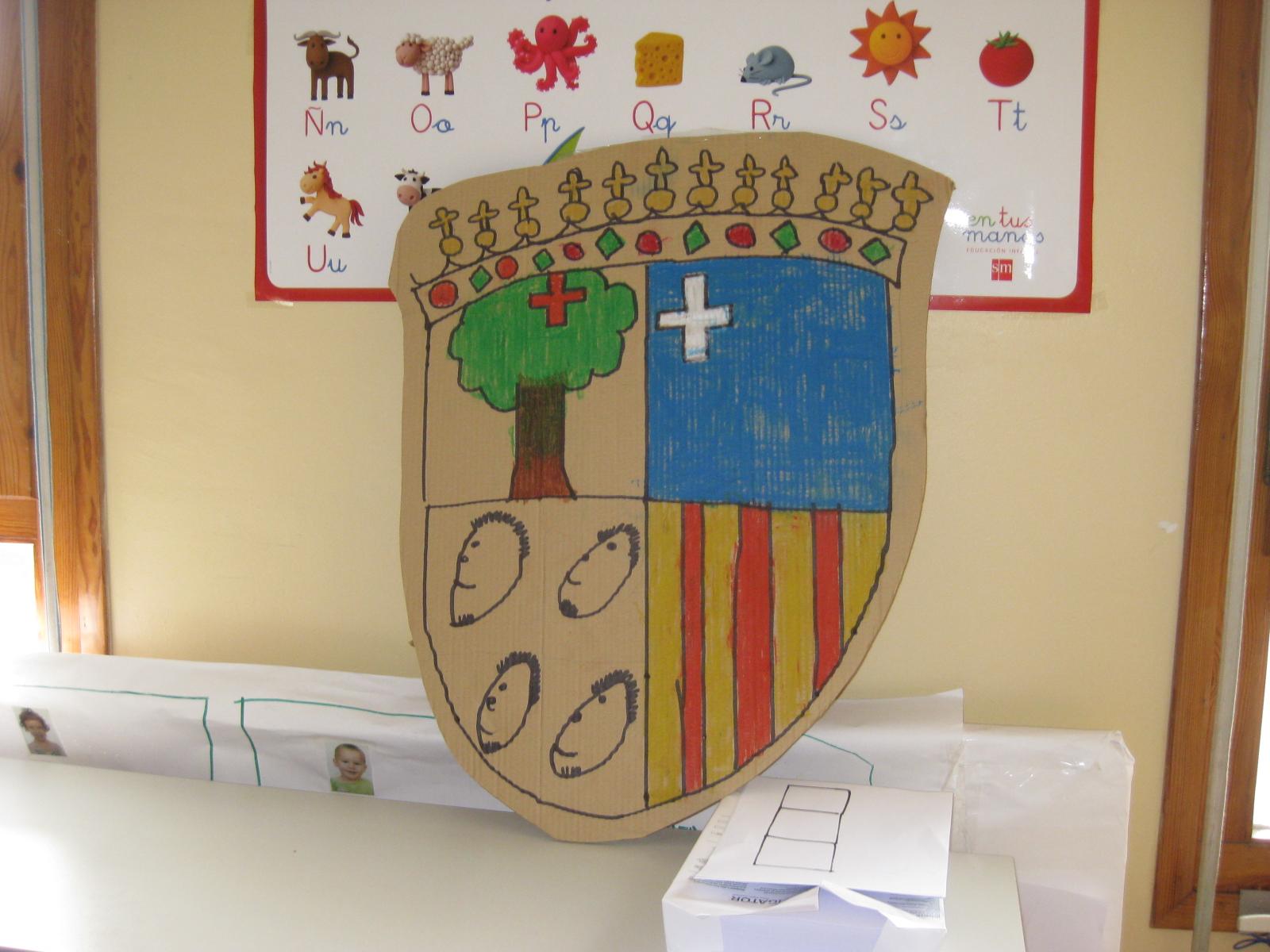 Infantil santa ana borja la edad media y los castillos - Plantillas de decoracion ...