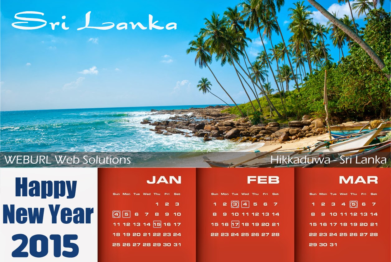 free download year 2015 sri lanka calendar with holidays