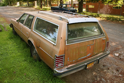1979 Pontiac Catalina Wagon.