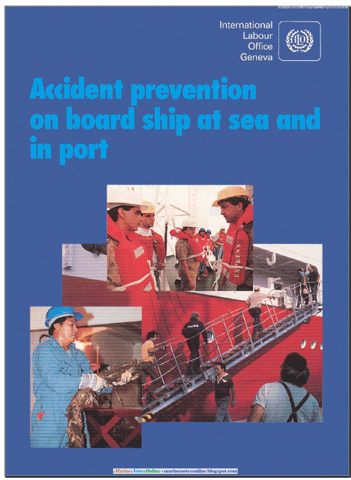 safe working practices on board ship Who is responsible for safety on board in my opinion, the answer is everyone everyone, to varying degrees from the owner to management companies, to the captains and crew no one is.