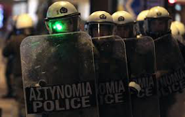Grécia: policiais ameaçam não reprimir o povo