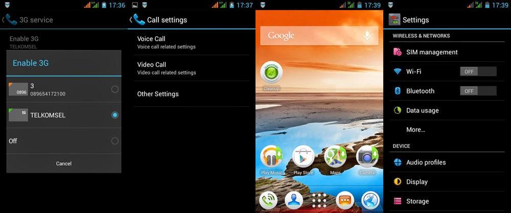 Install Custom ROM Dual 3G for Lenovo A316i Terbaru | Super Ngebut!