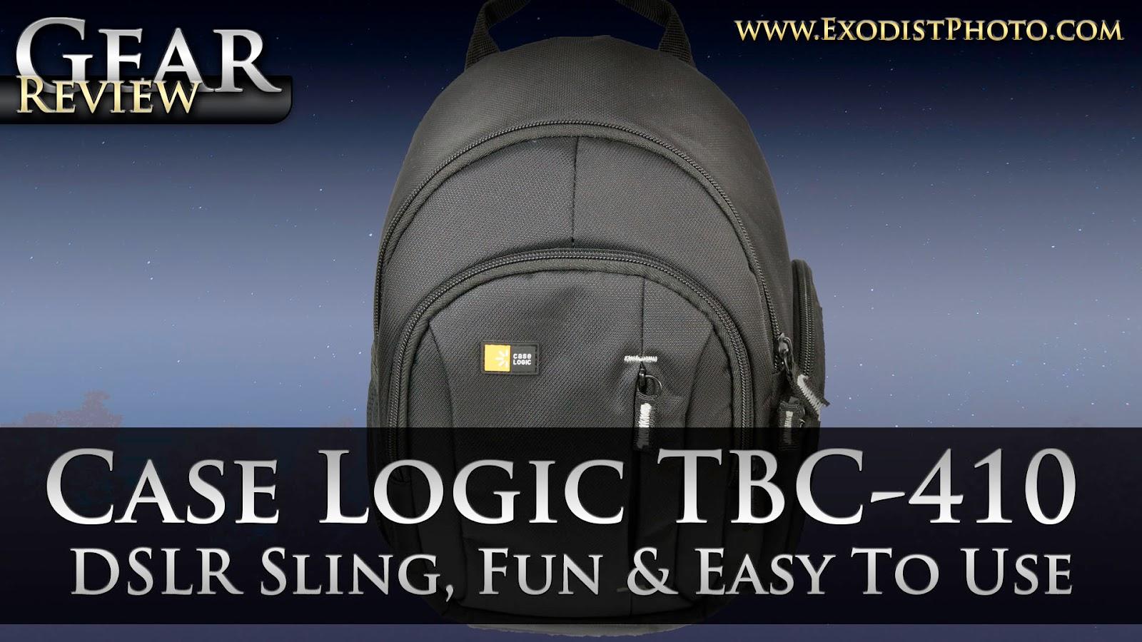amp; Backpack TBC 410 Sling To Use Easy Logic Fun Camera Case DSLR U685qYxwUR